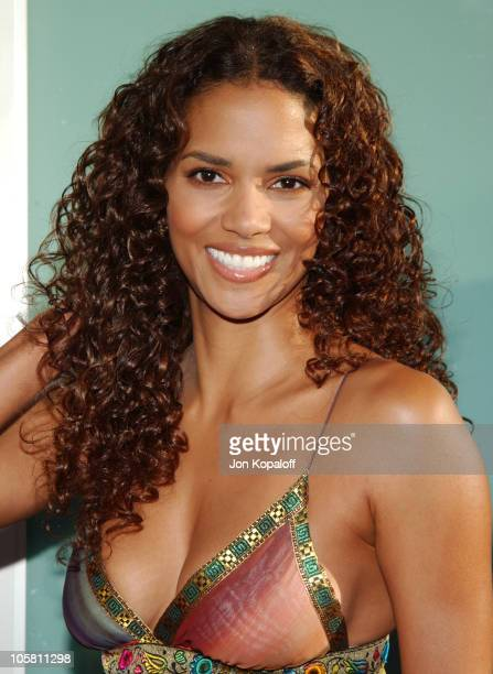 """Halle Berry during """"Catwoman"""" Los Angeles Premiere - Arrivals at ArcLight Cinerama Dome in Hollywood, California, United States."""