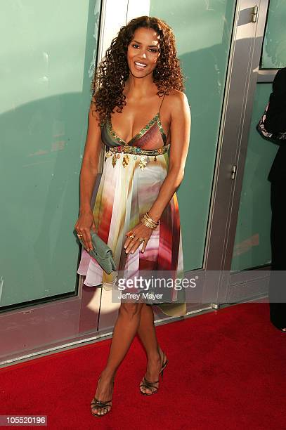 """Halle Berry during """"Catwoman"""" World Premiere - Arrivals at Cinerama Dome in Hollywood, California, United States."""