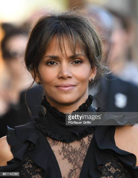 Halle Berry is seen on September 21 2017 in Los Angeles California