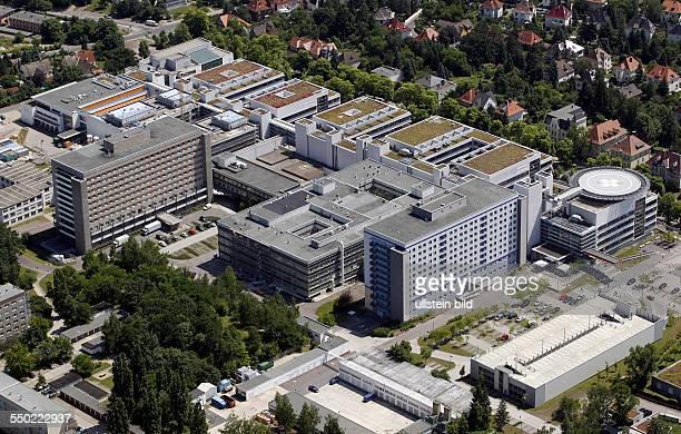 Halle Saale Klinikum Kröllwitz Uniklinik Uni Klinik Universitätsklinik Krankenhaus