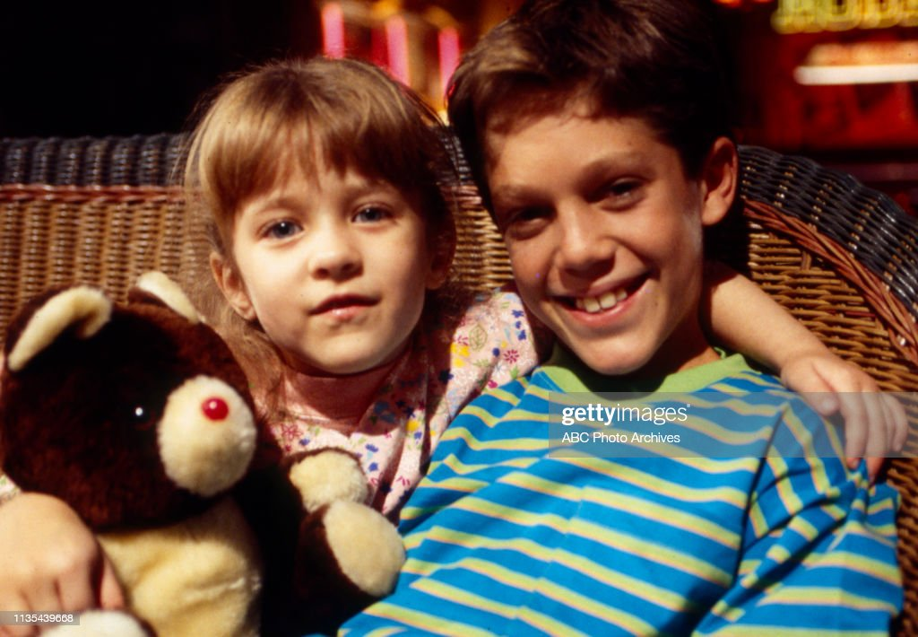 Hallee Hirsh Geoffrey Wigdor Appearing On The Walt Disney Television News Photo Getty Images