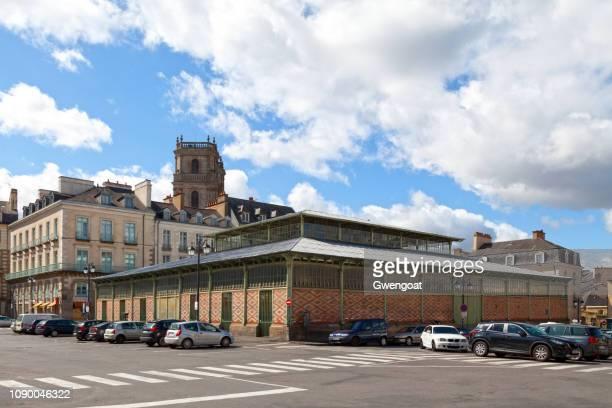 Halles Martenot in Rennes