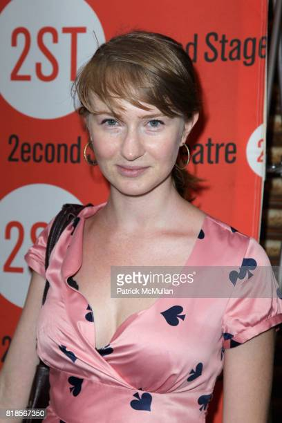 Halley Feiffer attend The OffBroadway Opening of SECOND STAGE THEATRE'S TRUST at Second Stage Theatre on August 12th 2010 in New York City