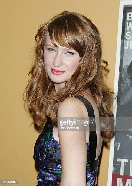 Halley Feiffer attends The Messenger Premiere at Clearview Chelsea Cinemas on November 8 2009 in New York City