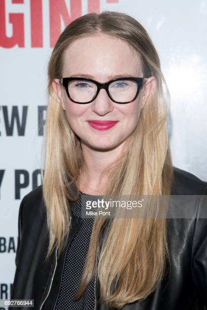 Halley Feiffer attends the 'The End Of Longing' Opening Night at Lucille Lortel Theatre on June 5 2017 in New York City