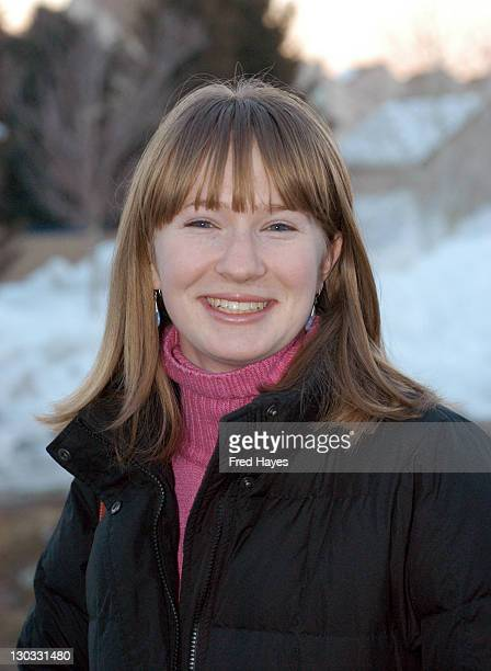 Halley Feiffer during 2005 Sundance Film Festival 'The Squid and the Whale' Premiere at The Racquet Club in Park City Utah United States
