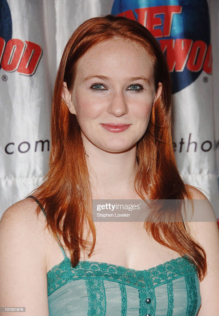 Halley Feiffer during Opening Night Party for Second Stage Theatre's Production of Eric Bogosian's 'subUrbia' at Planet Hollywood Times Square in New York City, New York, United States.