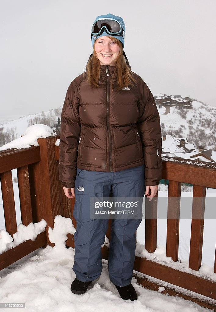 Halley Feiffer with North Face at The North Face House *Exclusive Coverage*