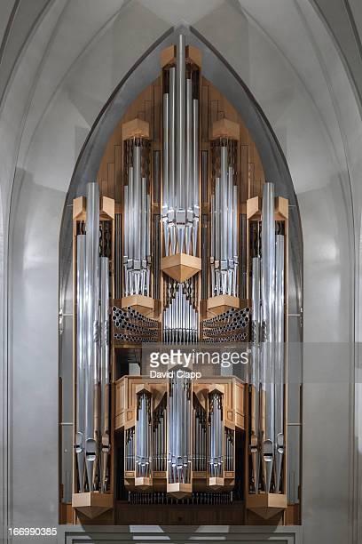 Hallgrâ??mskirkja Church, Reykjavik, Iceland