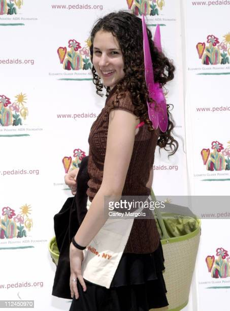 Hallie Kate Eisenberg during 13th Annual Kids for Kids Celebrity Carnival to Benefit the Elizabeth Glaser Pediatric AIDS Foundation at Industria...