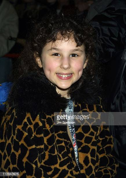 Hallie Kate Eisenberg during Premiere After Party For Disney's The Rookie At ESPN Zone at ESPN Zone in New York City New York United States