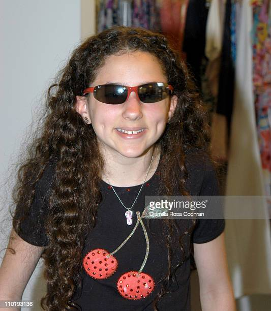 Hallie Kate Eisenberg during RAY BAN at the 11th Annual Kids for Kids Celebrity Carnival to Benefit the Elizabeth Glaser Pediatric AIDS Foundation at...