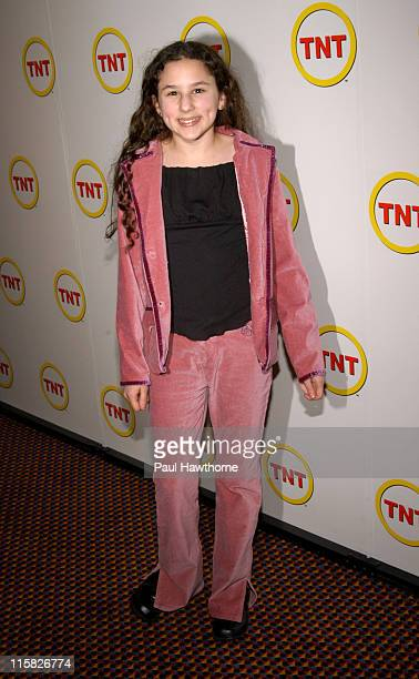 Hallie Kate Eisenberg during The Goodbye Girl Special Screening New York City at Cinema 1 in New York City New York United States