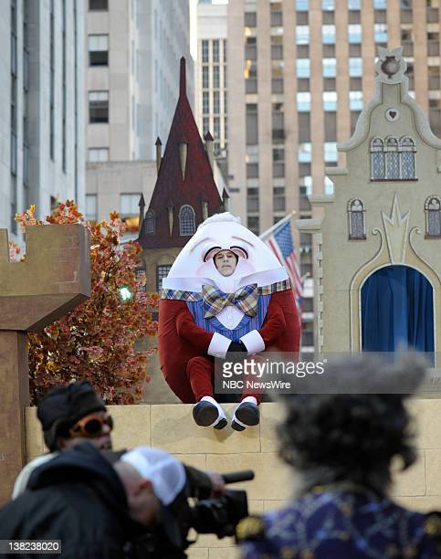 TODAY Halloween Air Date Pictured Matt Lauer NBC New's Today cohosts celebrate Halloween on the plaza