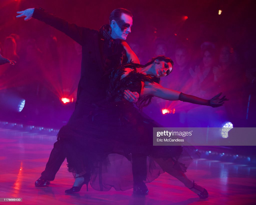 "ABC's ""Dancing With the Stars"" - Season 28 - Week Seven : News Photo"