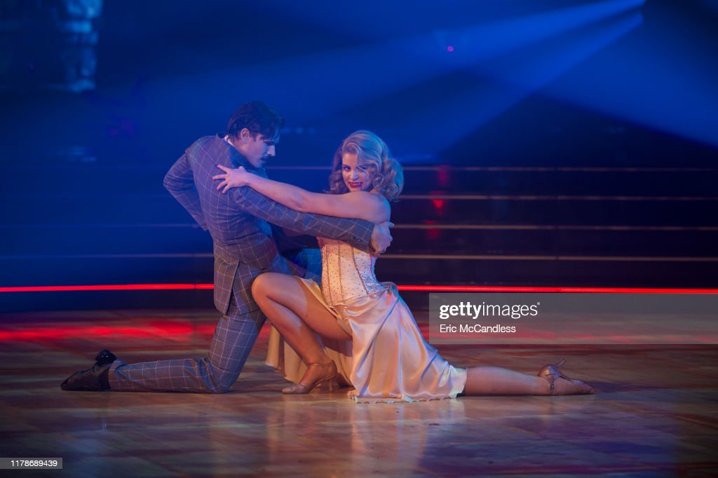 "ABC's ""Dancing With the Stars"" - Season 28 - Week Seven : ニュース写真"