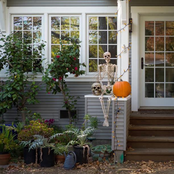Halloween Atmosphere at Palo Alto