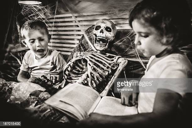 Halloween Bedtime Stories
