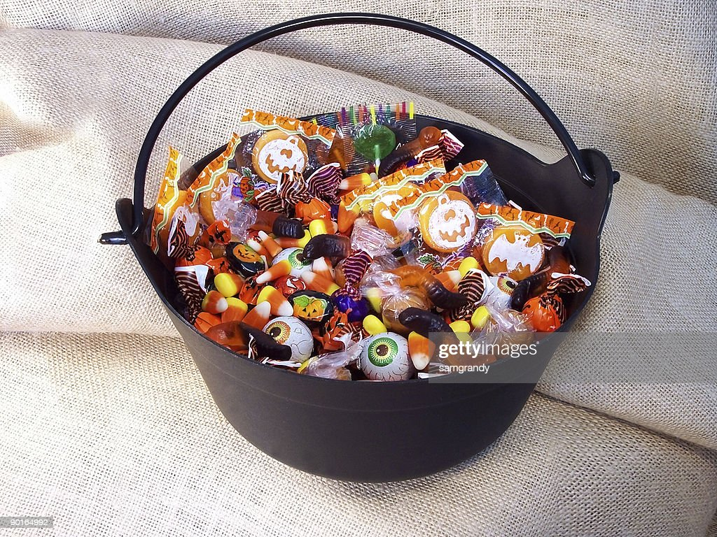 Halloween Candy 3 : Stock Photo
