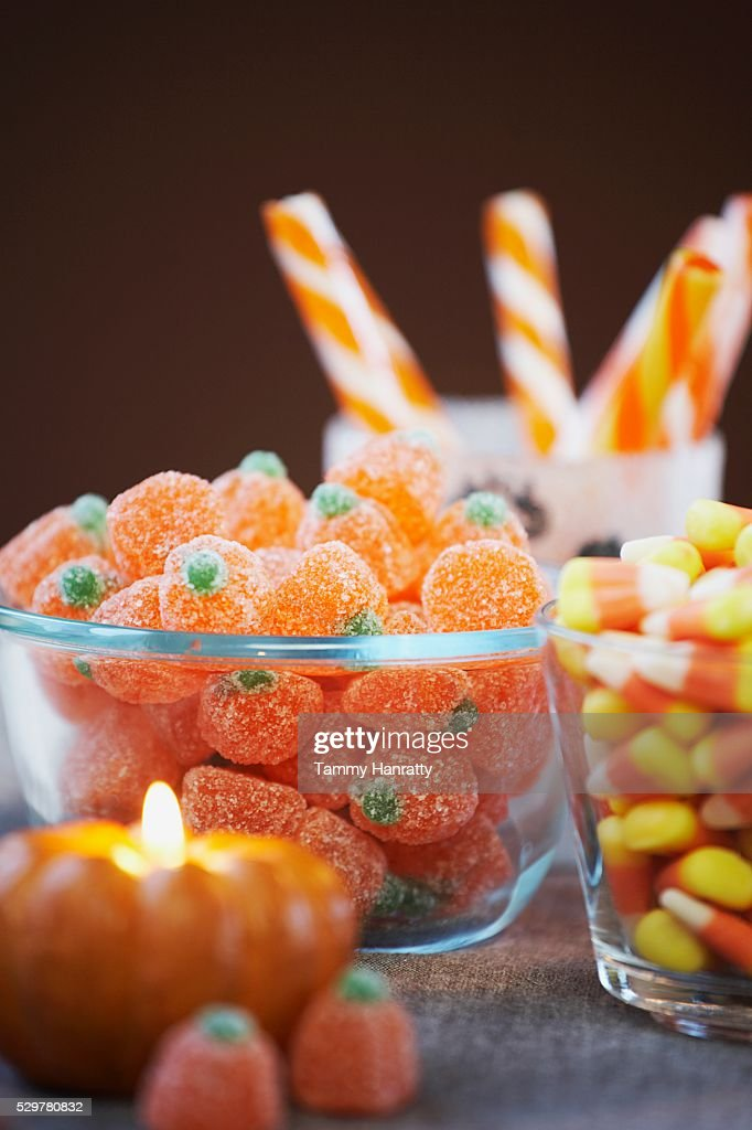 Halloween Candy : Stock Photo