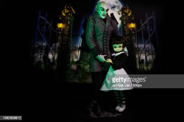 halloween family. - modern rock stock pictures, royalty-free photos & images