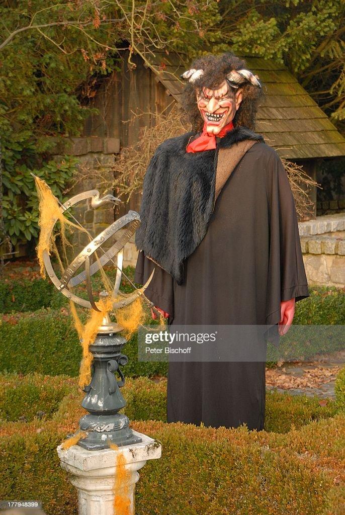 Halloween im 'Heide-Park', Soltau, Niedersachsen, Deutschland, E : ニュース写真