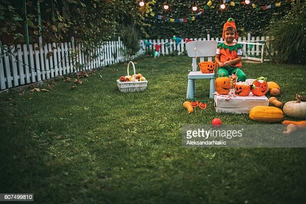 Halloween in my backyard