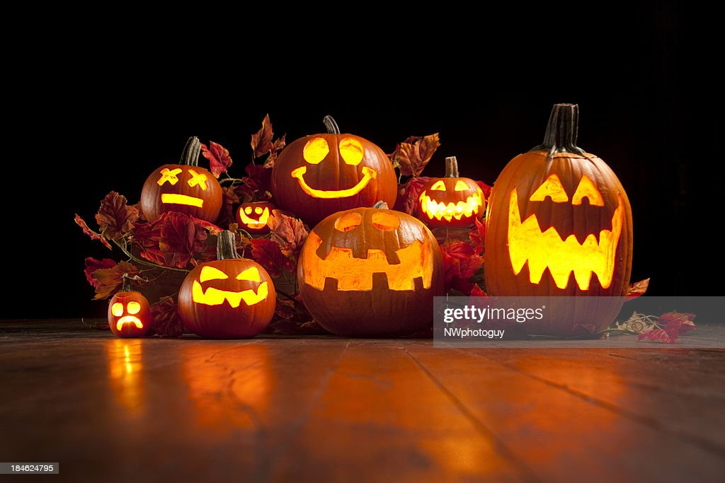 Jack O Lantern Stock Photos and Pictures   Getty Images