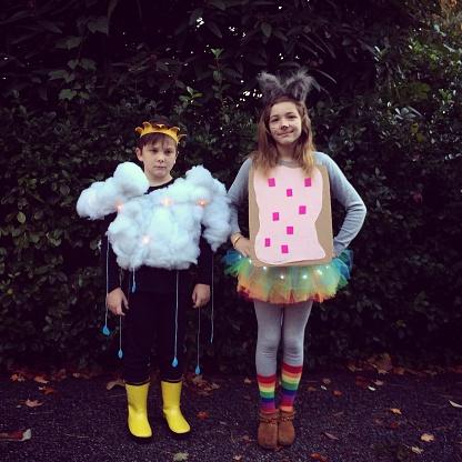 Halloween Kids - gettyimageskorea