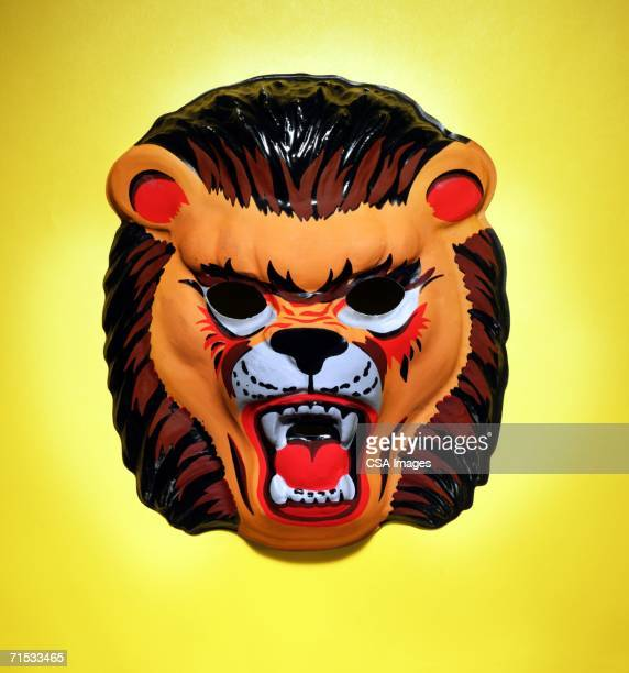 Halloween Mask of a Lion