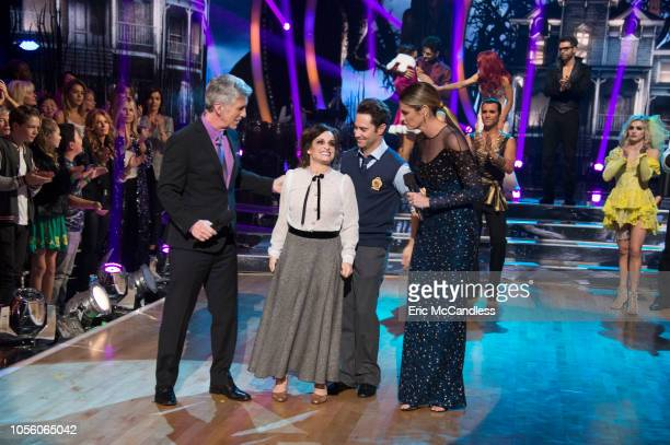 STARS 'Halloween Night' The nine remaining celebrities have spent the week learning all of the bloodcurdling tricks that it will take to treat the...