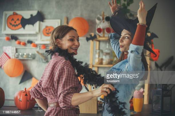 halloween party - mask dance stock pictures, royalty-free photos & images