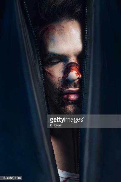 halloween - dead body stock pictures, royalty-free photos & images