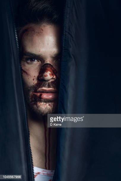 halloween - body bag stock photos and pictures