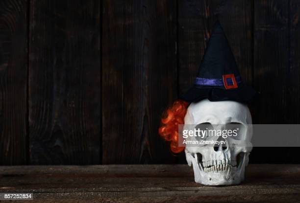 halloween - ugly witches stock photos and pictures