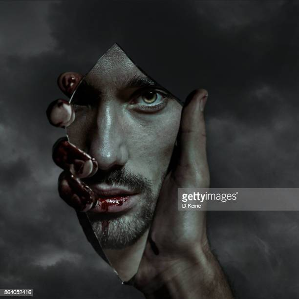 halloween - human body part stock pictures, royalty-free photos & images