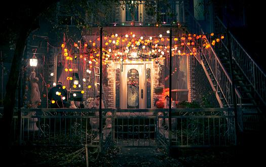 Halloween - gettyimageskorea