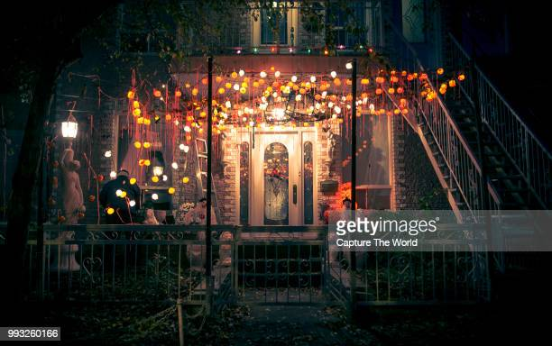halloween - decoration stock pictures, royalty-free photos & images