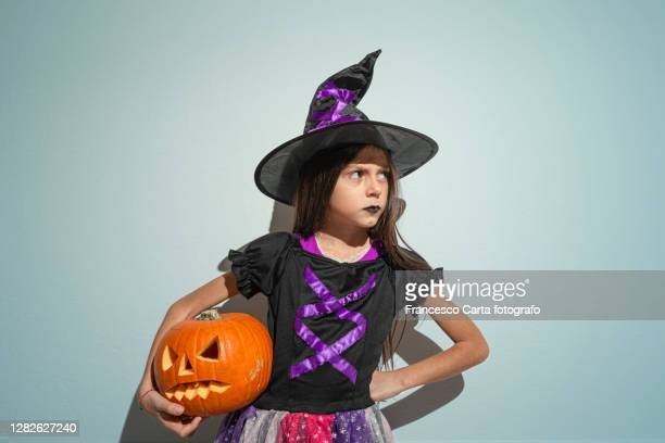 halloween portrait - tempio pausania stock pictures, royalty-free photos & images