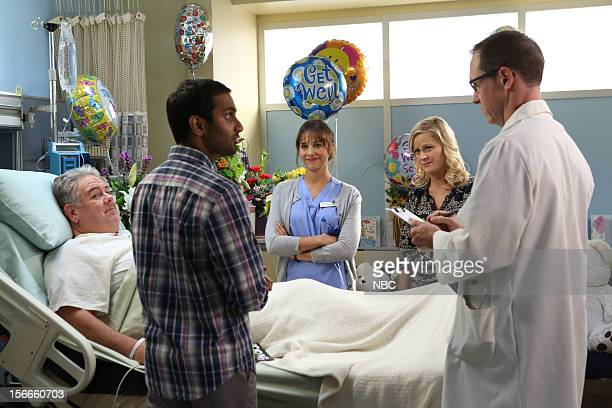 RECREATION Halloween Surprise Episode 505 Pictured Jim O'Heir as Associate Director Jerry Gergich Aziz Ansari as Tom Haverford Rashida Jones as Ann...