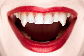 Halloween Vampire Teeth