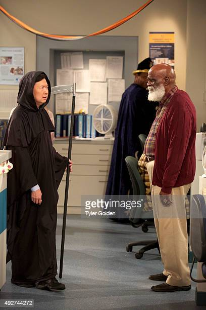 DR KEN 'HalloweenAversary' The episode opens with a flashback to Ken's botched marriage proposal on Halloween Now 20 years later Ken tries to arrange...