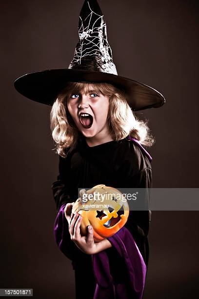 Halloween's witch