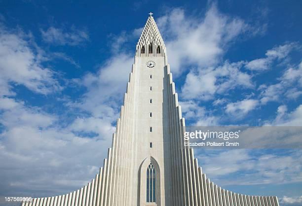 Hallsgrimskirkja, Reykjavik, Iceland