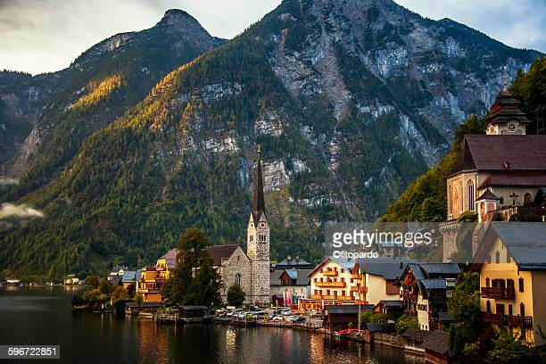 Hallstatt and Lake