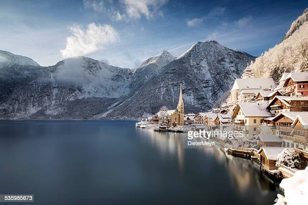 hallstatt, austria - hallstatter see stock pictures, royalty-free photos & images