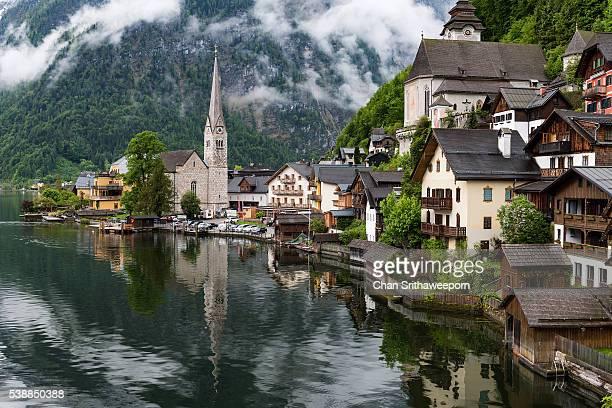 Hallstatt , Austria