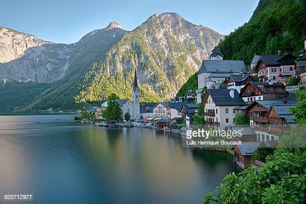 Hallstatt & Mountains