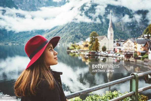hallstatt - hallstatt stock pictures, royalty-free photos & images