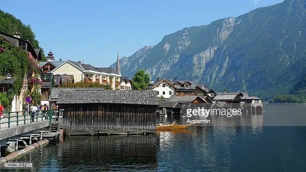 Hallstatt - Upper Austria - Austria - Europe